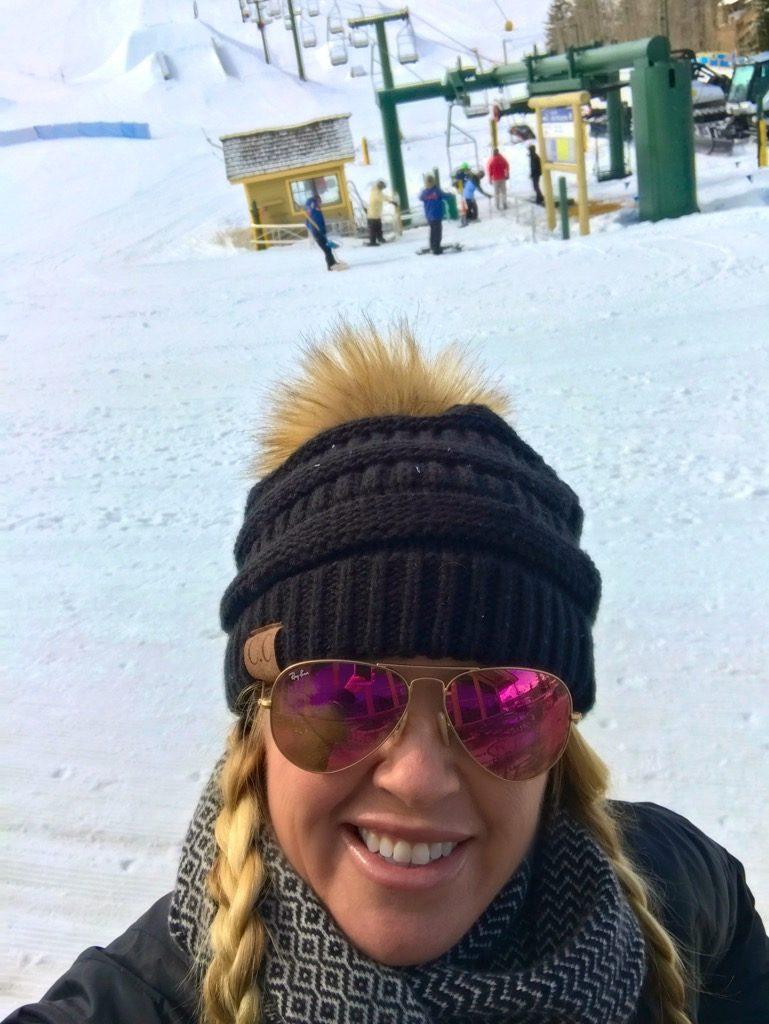 ski bunny Idaho