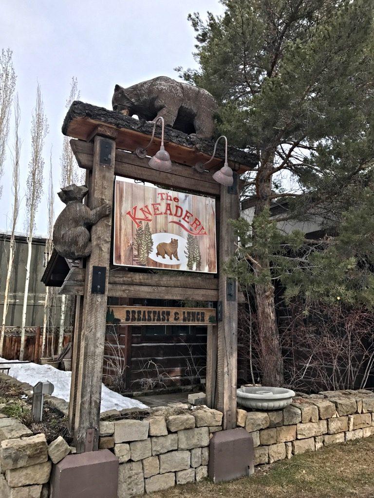 Kneadery,Sun Valley Idaho