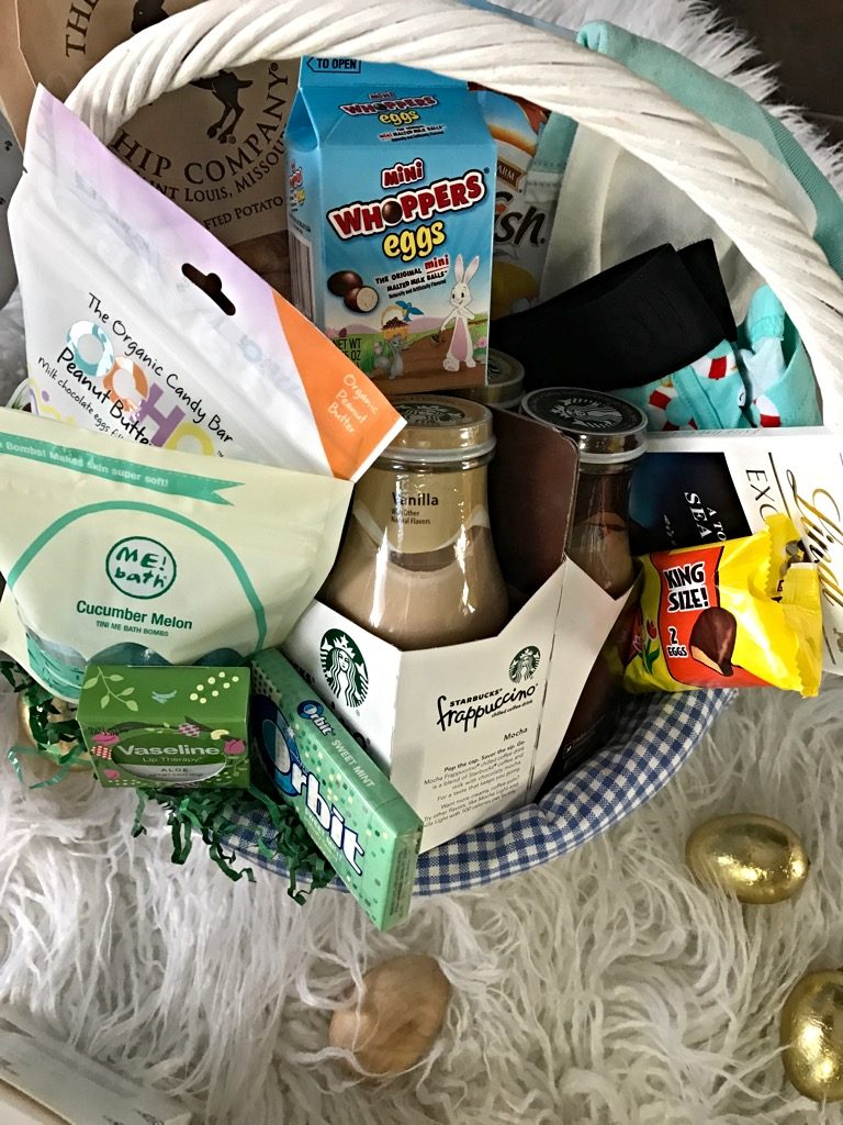 Easter baskets for the men in your life easter basket for teenage boys negle Image collections