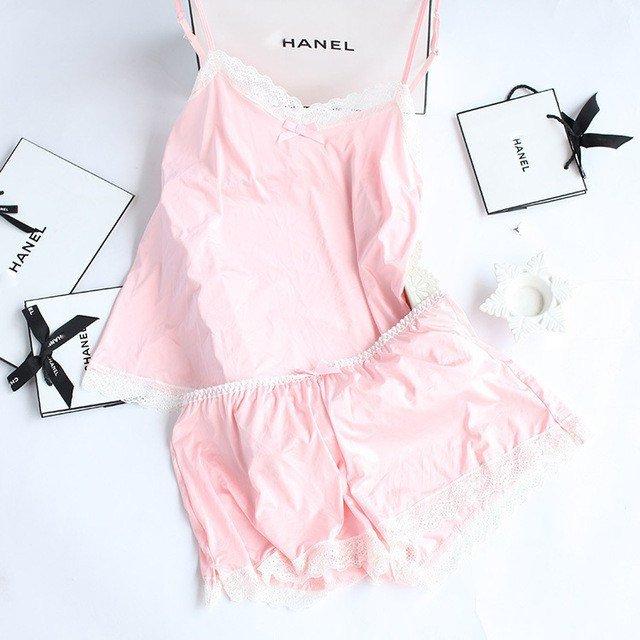 blush lace Lingerie