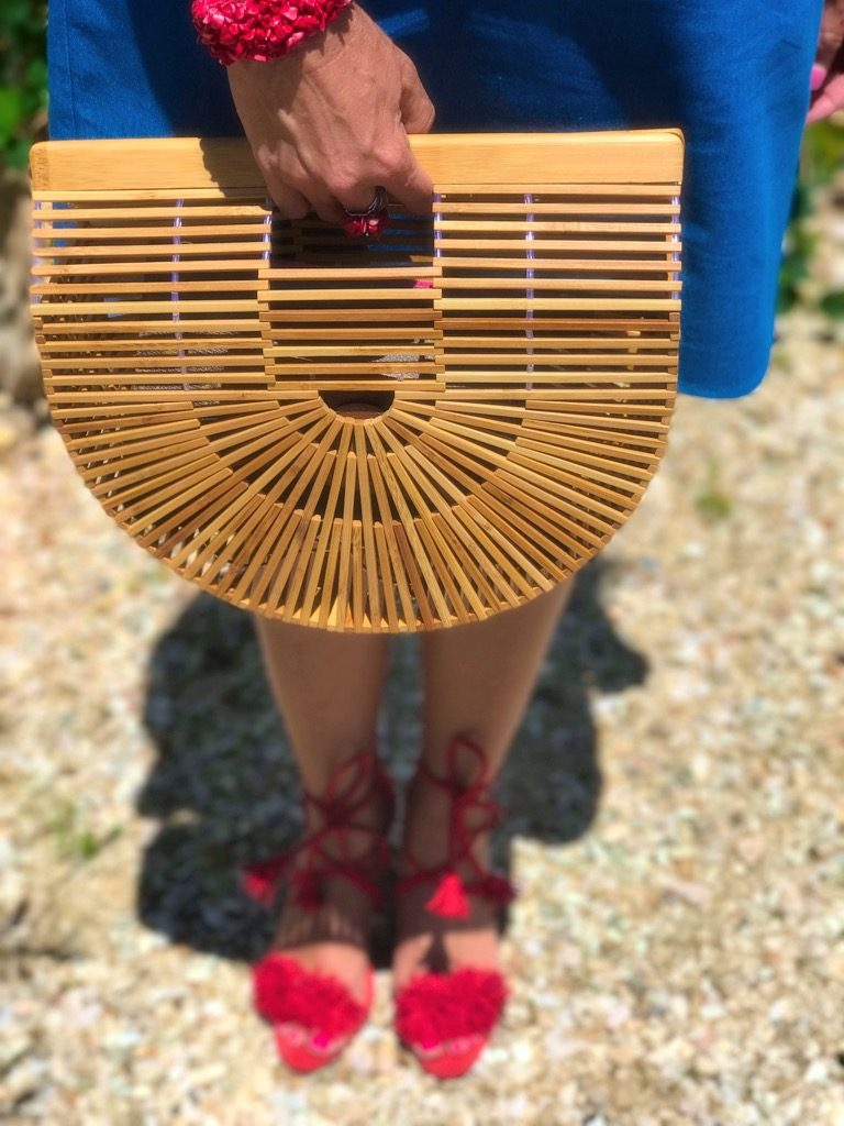 must have summer bag bamboo bag by Cult gaia