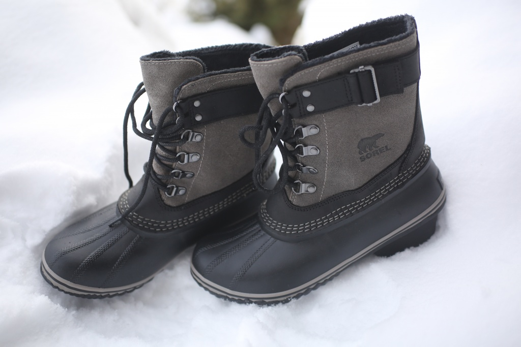 Winter boot collection