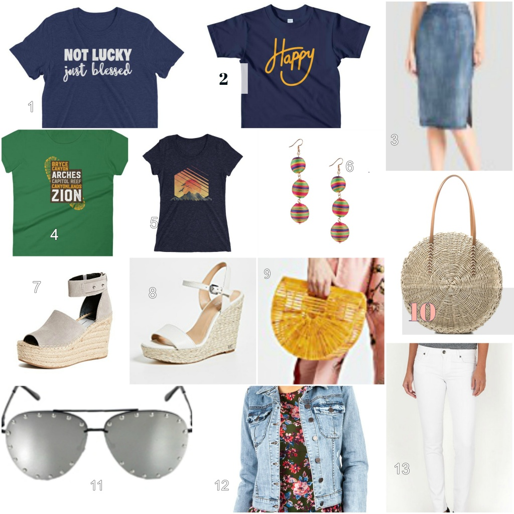 8 items every woman needs for Spring