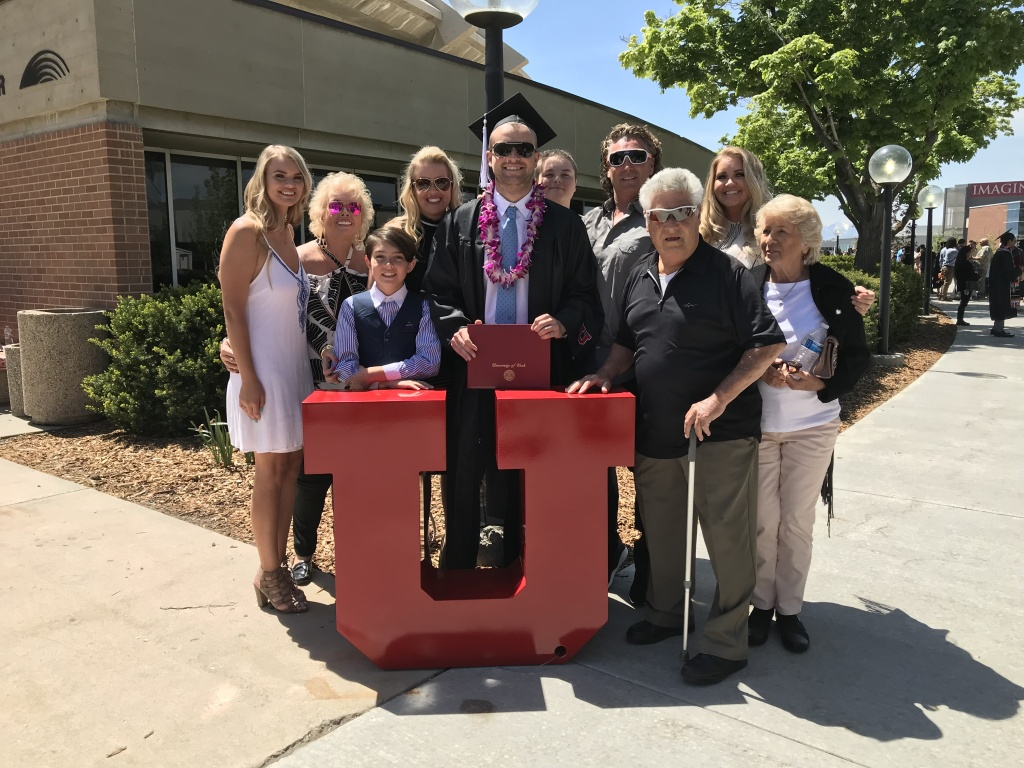 Hudsons graduation