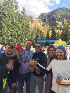 Octoberfest at Snowbird