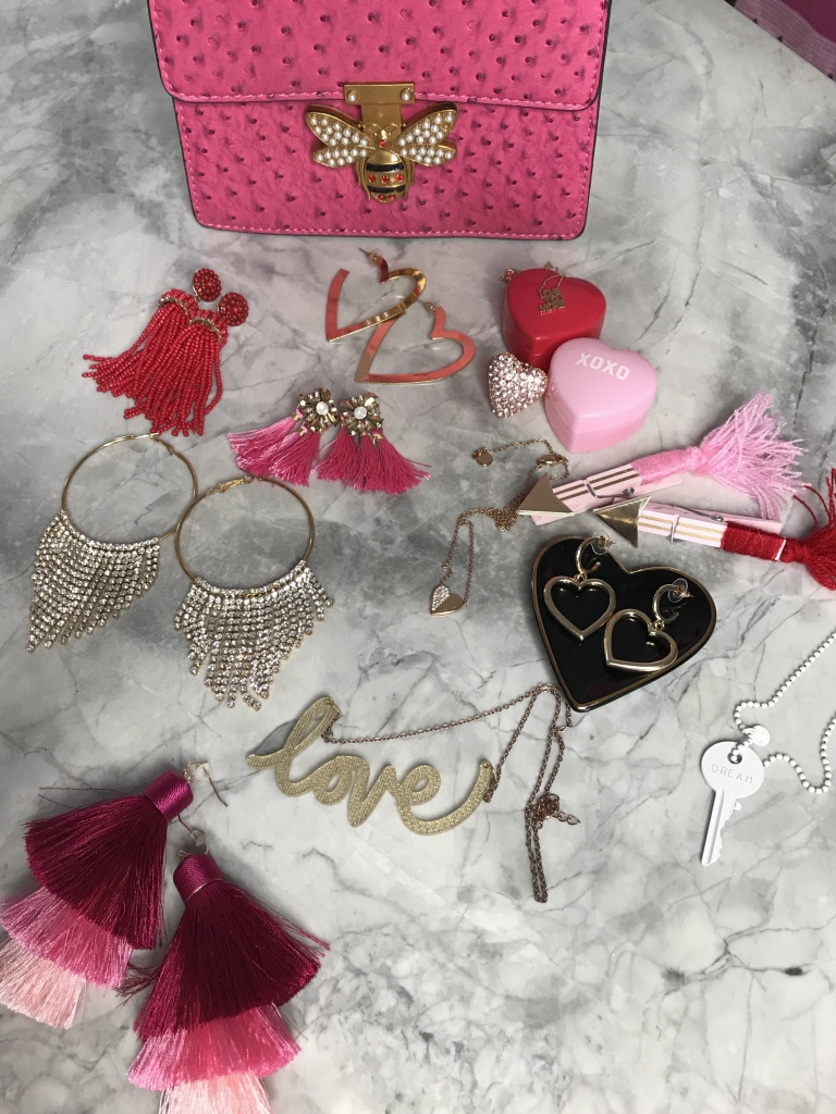 heart and love jewelry pieces to collect