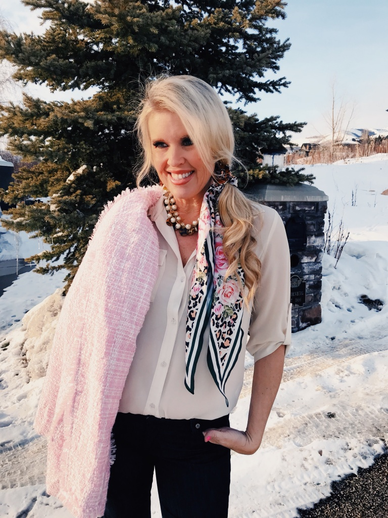 scarf trend