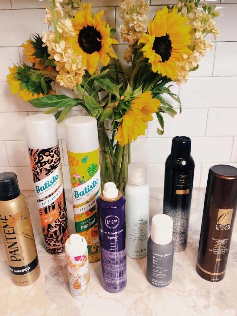 dry shampoo must