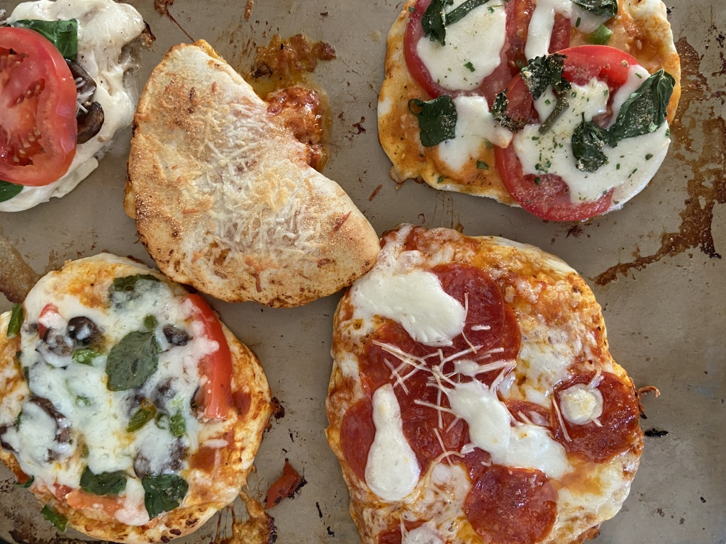 Make Dinner Fun: Build Your Own Pizza Bar