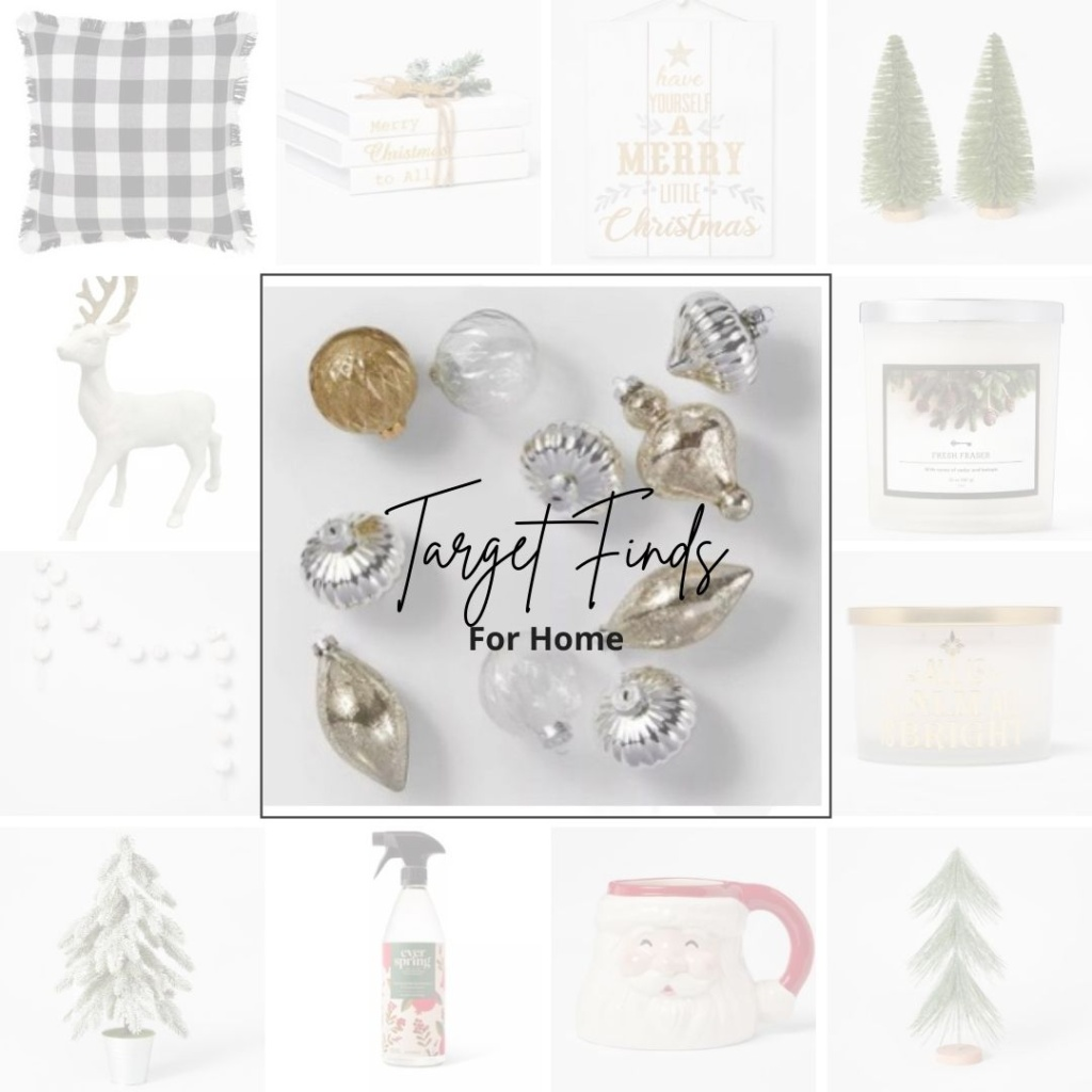 Target Haul Gift Guides And Holiday Decor Picks