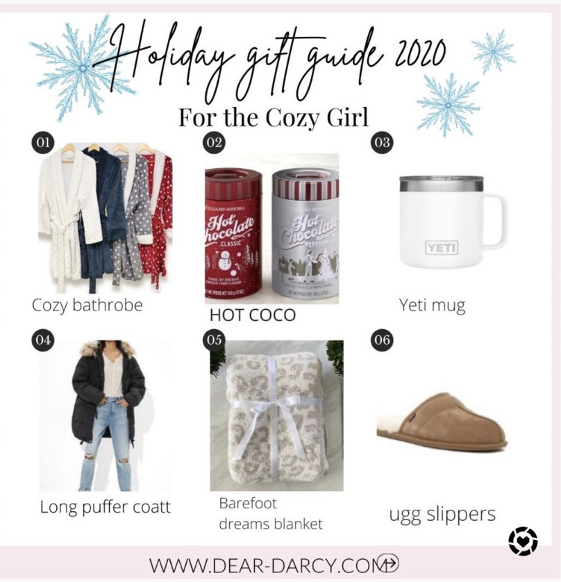 Cozy Must Haves For Winter