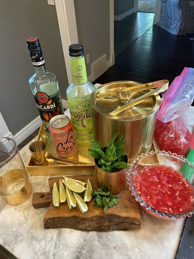 2 Summer Cocktails perfect for 4th of July