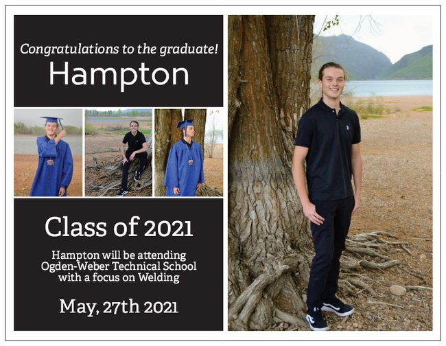 Class of 2021, Unisex Gifts for the Graduate!