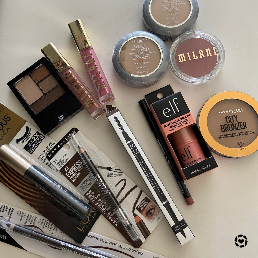 Drug Store Make up, Perfect for Midlife!