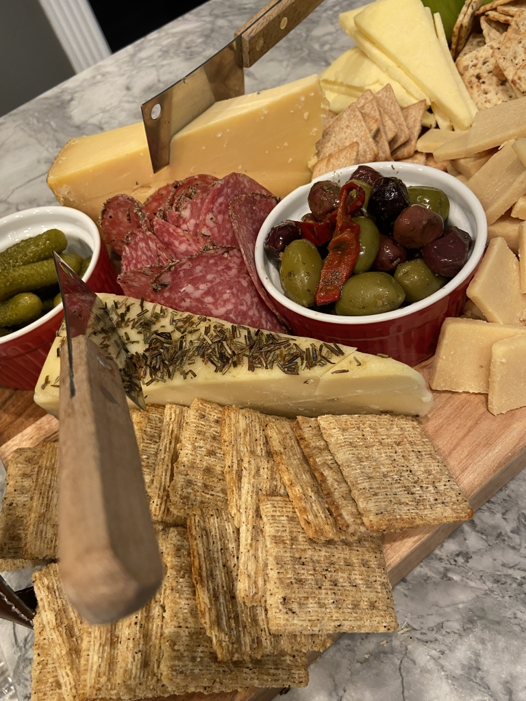 No Cook Dinner, Perfect for Summer! Charcuterie Board