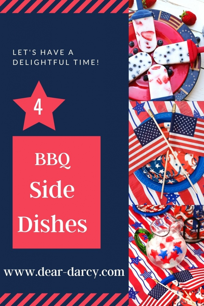 4th Of July BBQ Side Dish Recipes