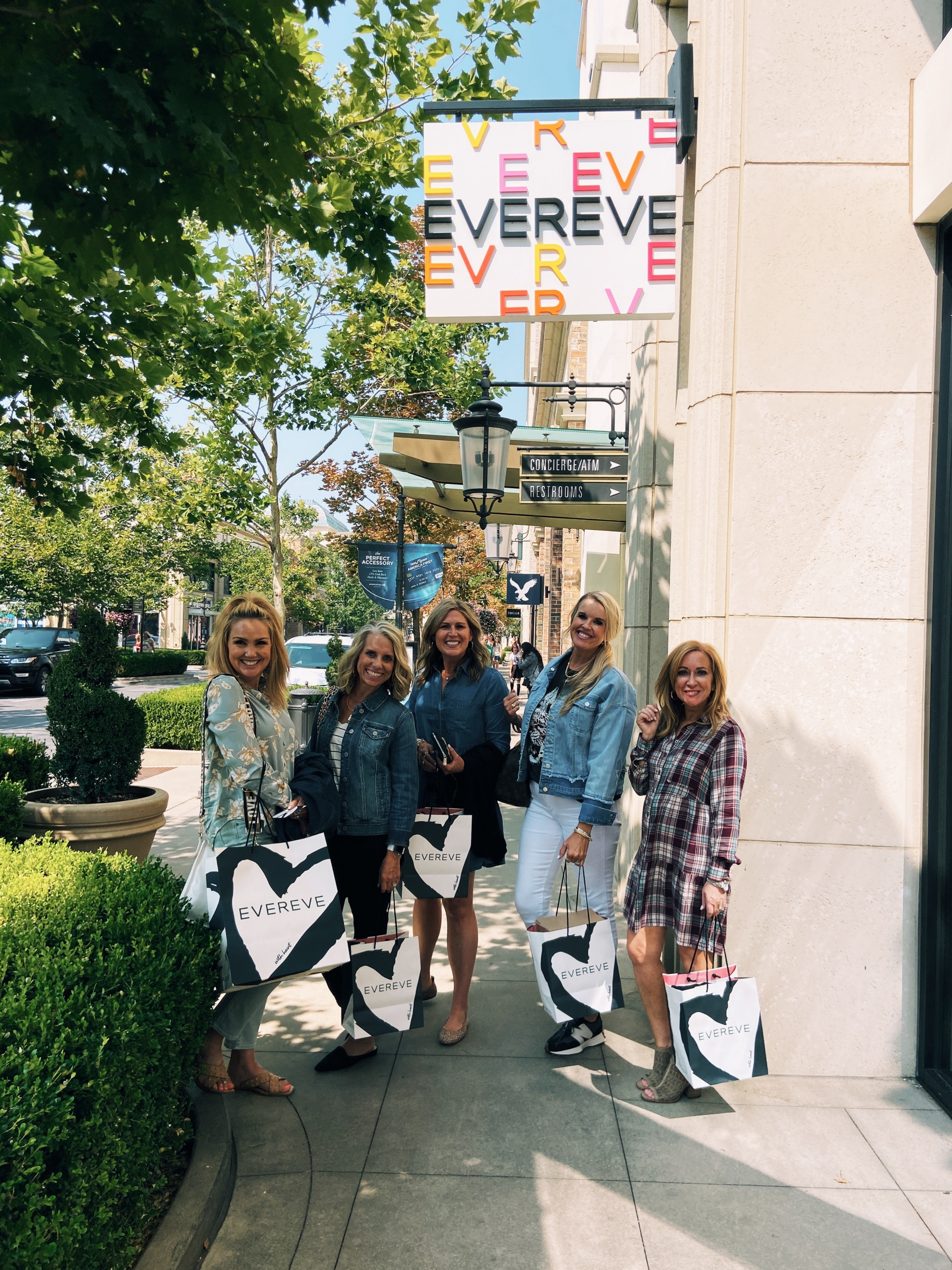 Latest Fall Arrivals Try-On At Evereve