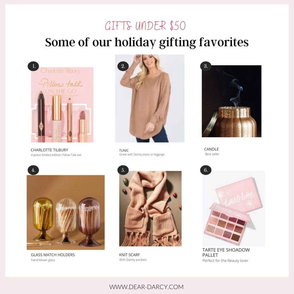 Holiday Gift Guides for Her in All Price Points!